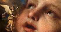 The Child's Face, Guardian Angel, Guercino, 1641