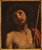 Christ Crowned with Thorns, Guercino