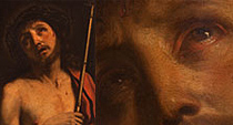 The Face of Christ Crowned with Thorns, Guercino